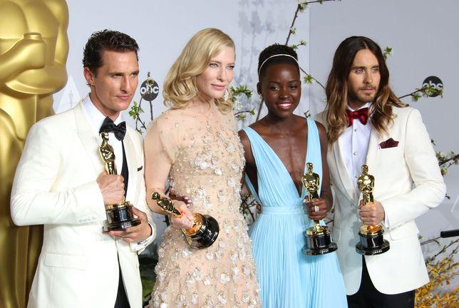 Oscary 2014 – kto cieszył się najbardziej? (FOTO)