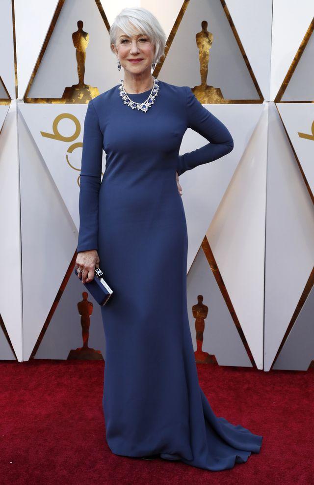 SZOK! Helen Mirren pokazała się bez oskarowego makijażu. Wygląda...