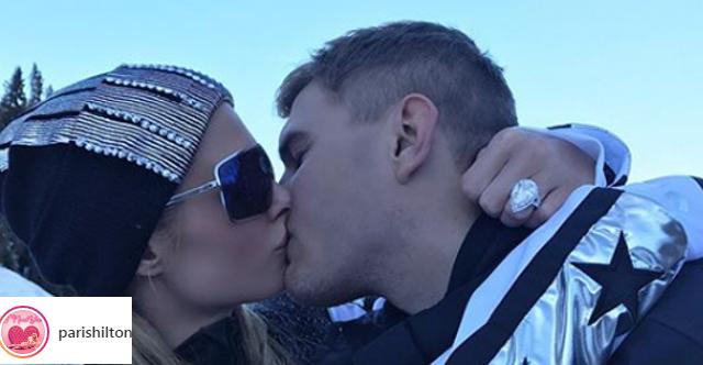 Paris Hilton zgubiła pierścionek zaręczynowy warty... 2 miliony dolarów!