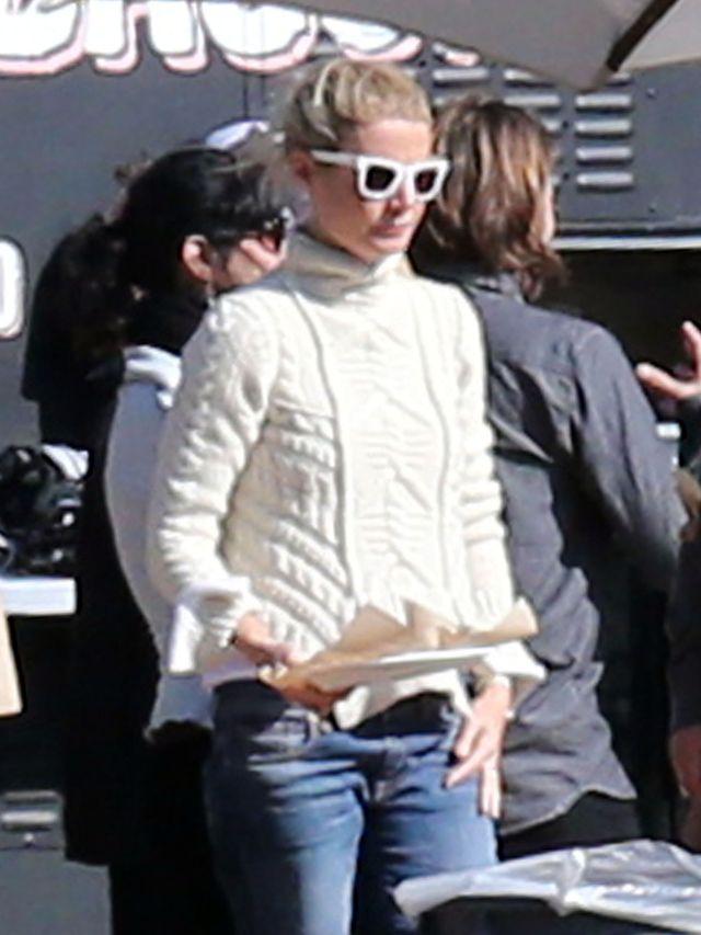 Gwyneth Paltrow oskarżona o kradzież