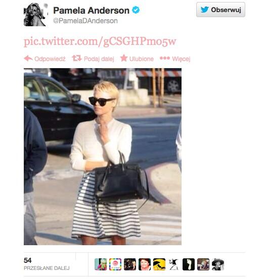 Pamela Anderson ścięła włosy? (FOTO)