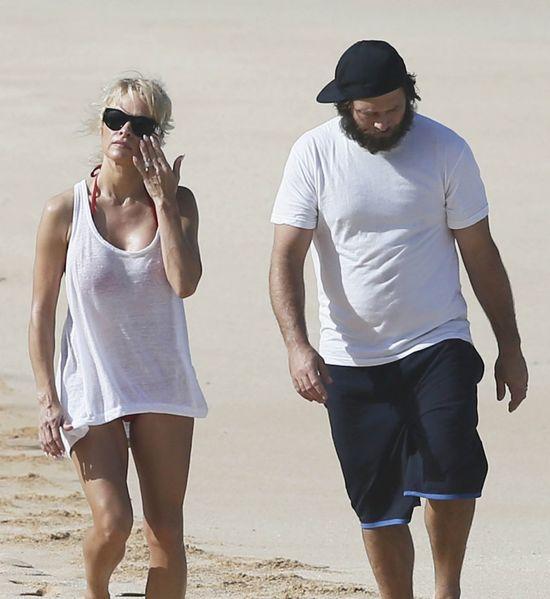Pamela Anderson bierze... rozwód?