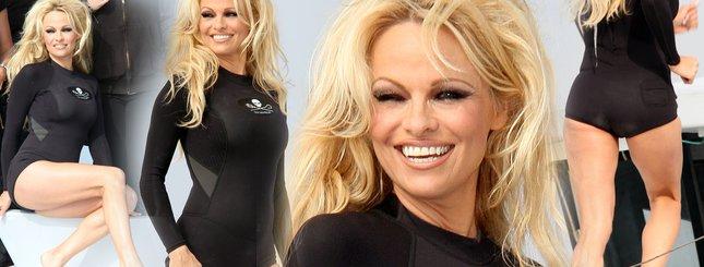 Pamela Anderson jak za czasów Słonecznego Patrolu (FOTO)