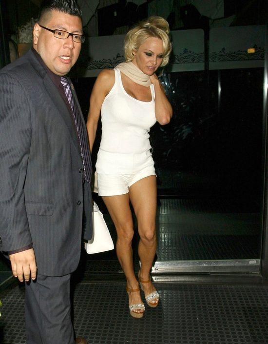 Co Pamela Anderson sądzi o przyszłej synowej?