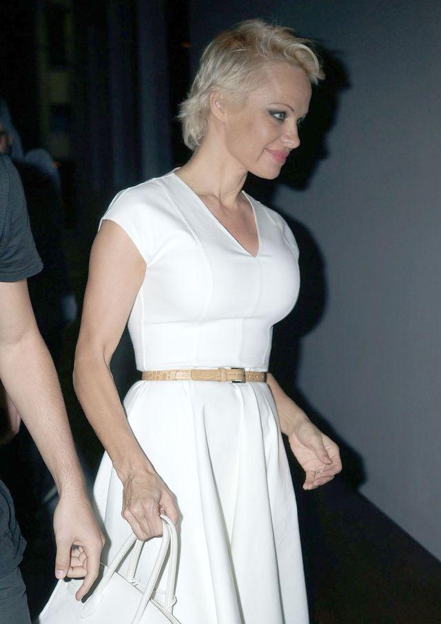 Pamela Anderson: By�am molestowana w wieku 6 lat i...