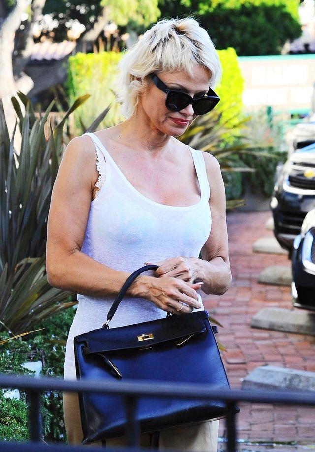 Pamela Anderson ju� tak nie wygl�da! (FOTO)