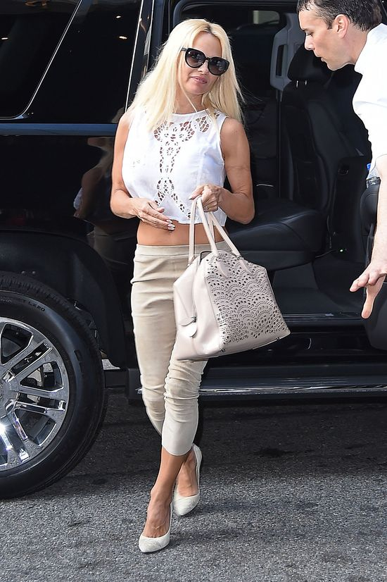 Pamela Anderson już tak nie wygląda! (FOTO)