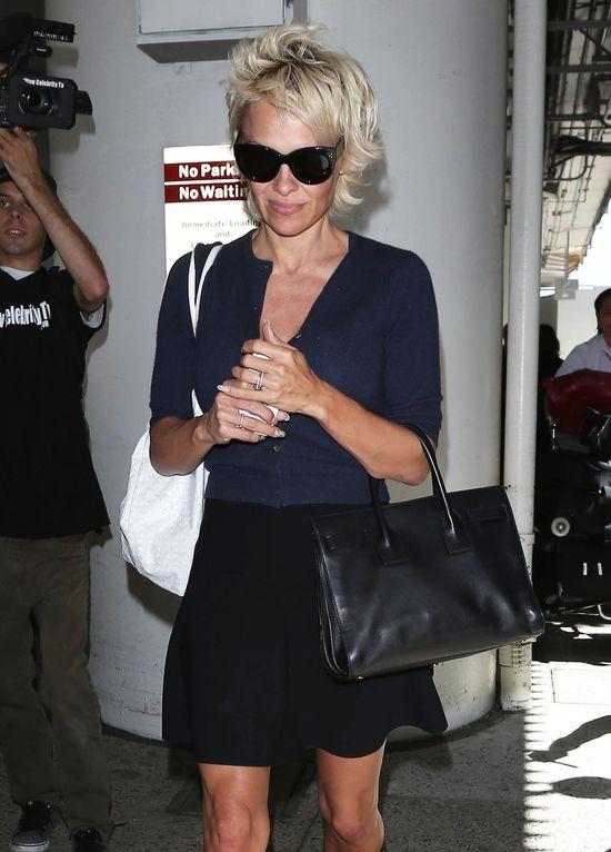Pamela Anderson przesadziła z odchudzaniem? (FOTO)