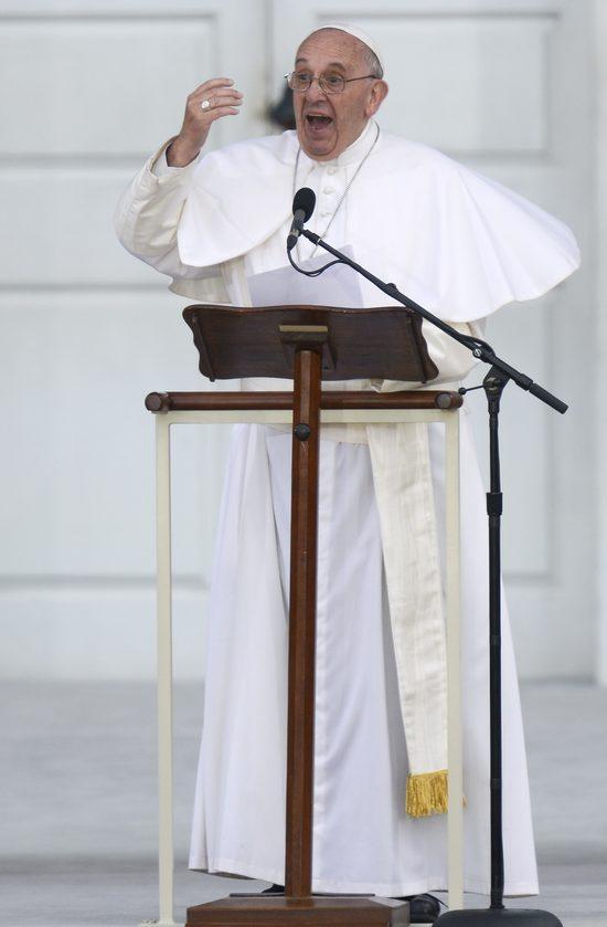 Papież Franciszek w Polsce - co będzie jadł? Gdzie zamieszka?
