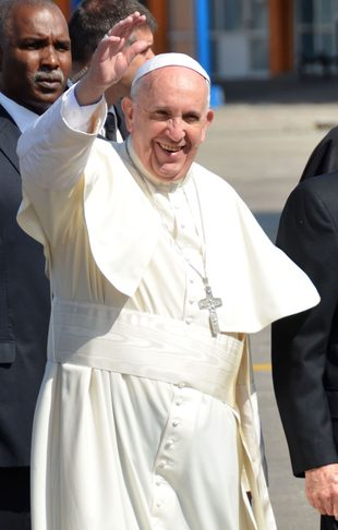 Papież Franciszek założył konto na Instagramie