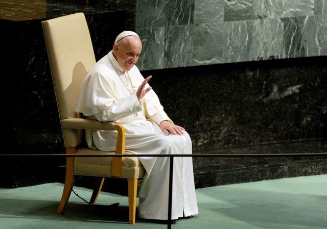 Papież Franciszek wydaje płytę