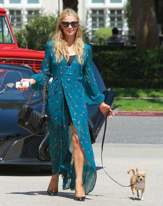 Celebrytka-milionerka kupiła nową furę (FOTO)