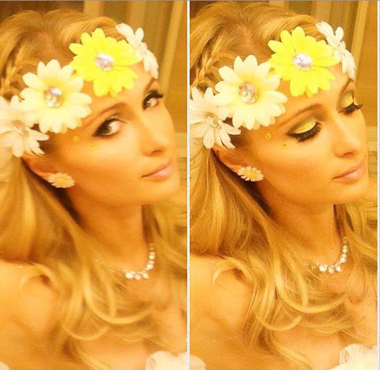 Paris Hilton dziecinnieje (FOTO)
