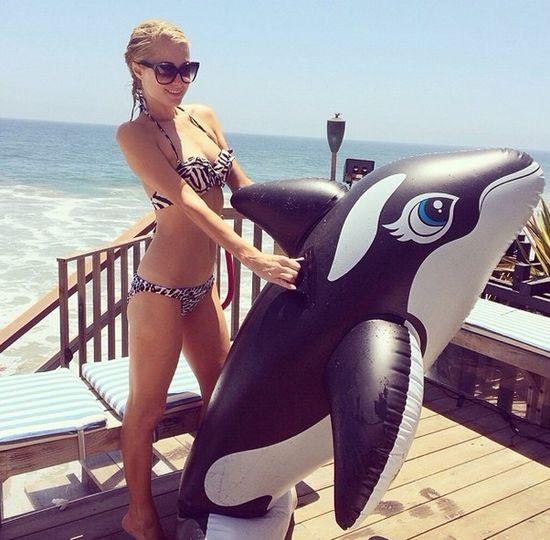 Paris Hilton zdradza, jak szybko zrzucić 3 kilogramy