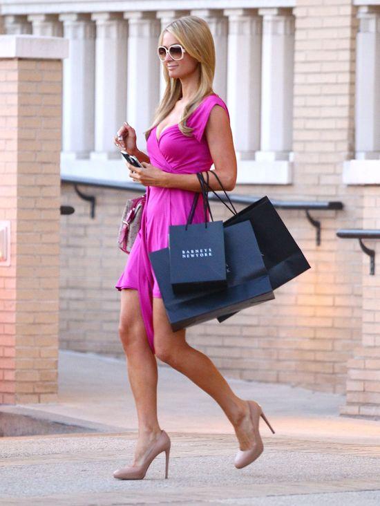 Paris Hilton jak lalka Barbie (FOTO)