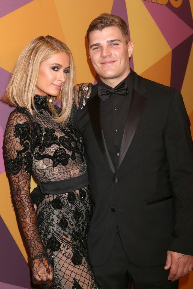Paris Hilton ZERWAŁA zaręczyny z Chrisem Zylką!