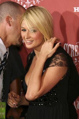 Rybie usteczka Paris Hilton