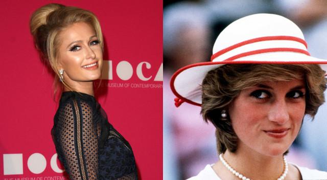Paris Hilton: Mogłam być jak księżna Diana!