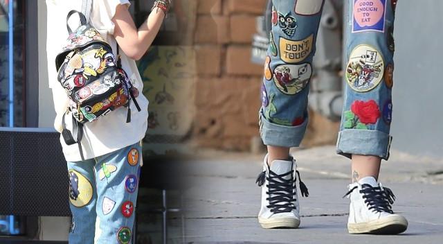 Te spodnie są CAŁKOWICIE w JEJ stylu (ZDJĘCIA)