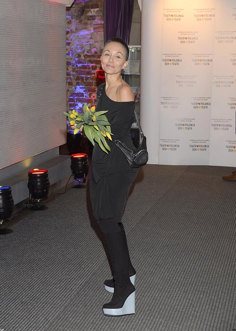 Gwiazdy na premierze sztuki Ich czworo (FOTO)