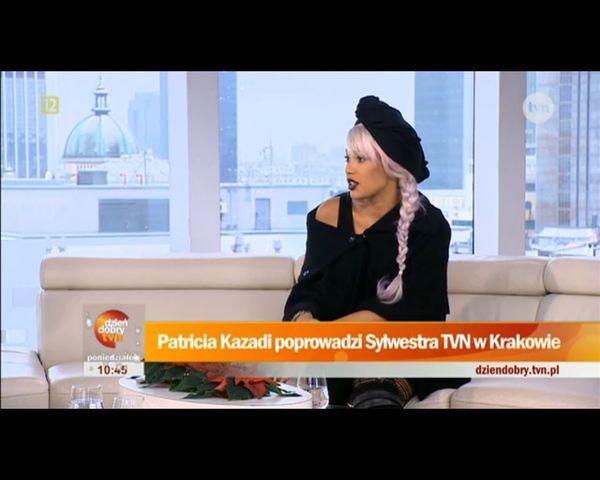 Siwa Patrycja Kazadi w turbanie (FOTO)