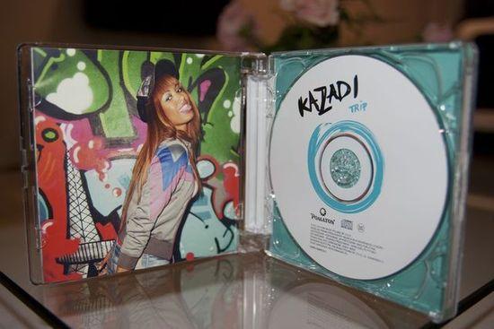 Debiutancka płyta Patrycji Kazadi