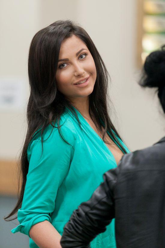 Patrycja Pająk zagrała w serialu (FOTO)