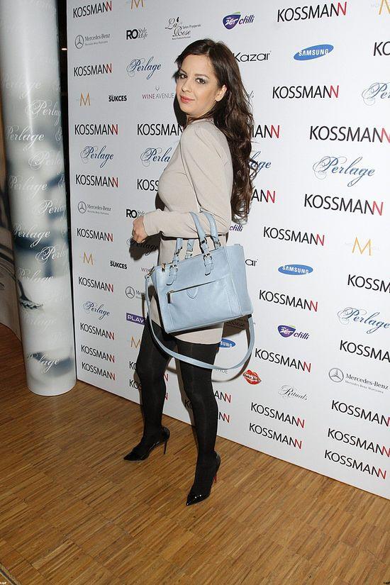 Gwiazdy na pokazie mody Kossman (FOTO)