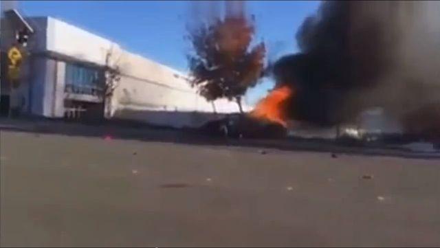 Są zdjęcia i video z wypadku Paula Walkera (FOTO+VIDEO)