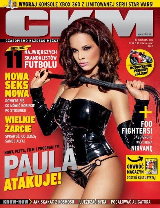 Paula Marciniak na planie nowego teledysku (FOTO)