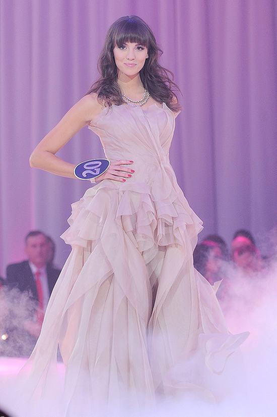 Paulina Krupińska w takiej samej sukience, jak Bachleda