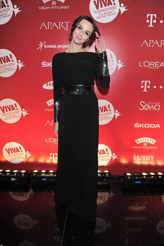 Paulina Krupińska na galach Viva Najpiękniejsi (FOTO)