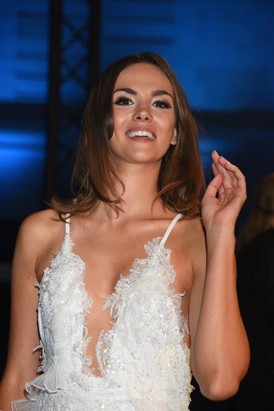 Paulina Krupińska była na weselu - pokazała kreację (INST)