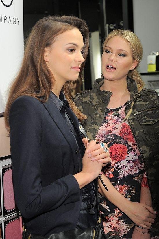 Horodyńska i Krupińska na dwóch imprezach jednego dnia FOTO