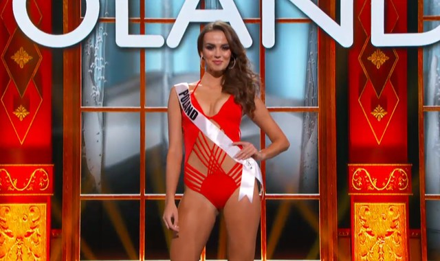 Paulina Krupińska nie zostanie Miss Universe!
