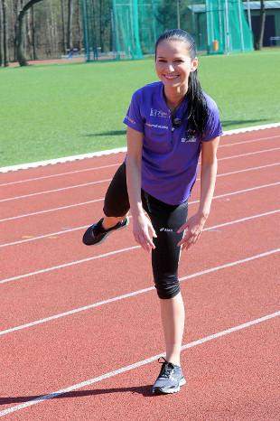 Paulina Sykut uzależniona od biegania (FOTO)