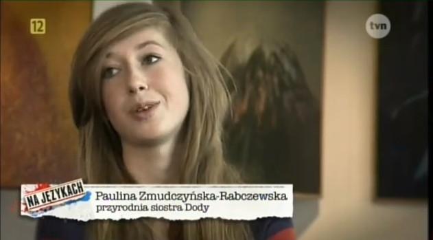 Paulina Zmudczy�ska Rabczewska