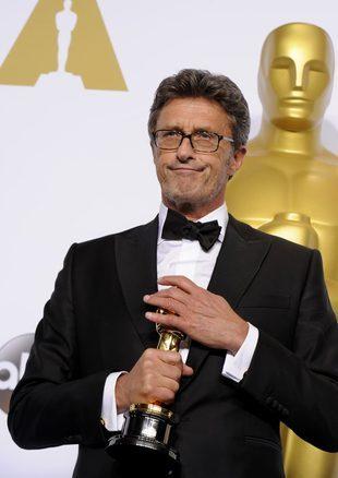 Nietypowe przemówienie Pawlikowskiego po odebraniu Oscara