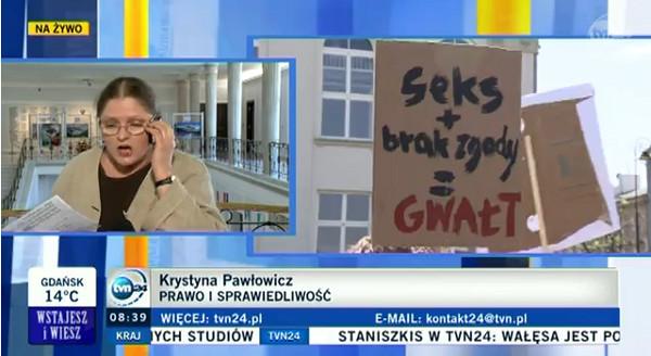 Pawłowicz o Marszu Szmat: Te baby się reklamowały. Szmaty!
