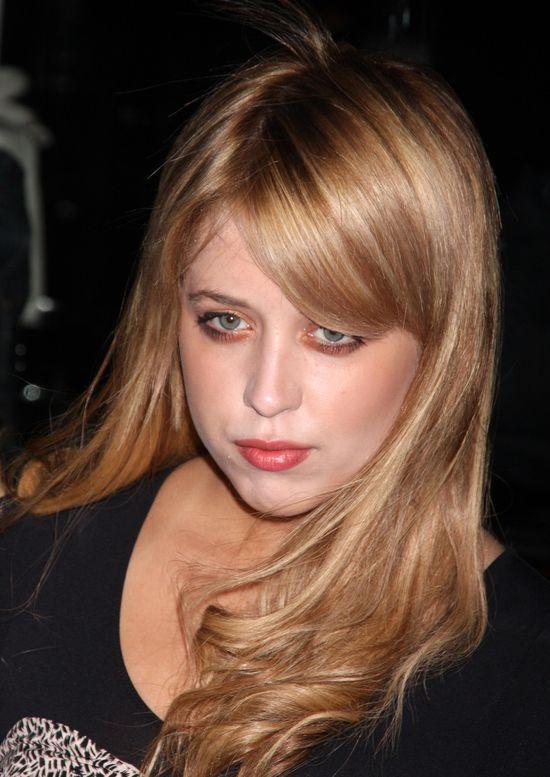 Peaches Geldof zabi�a jej DIETA?