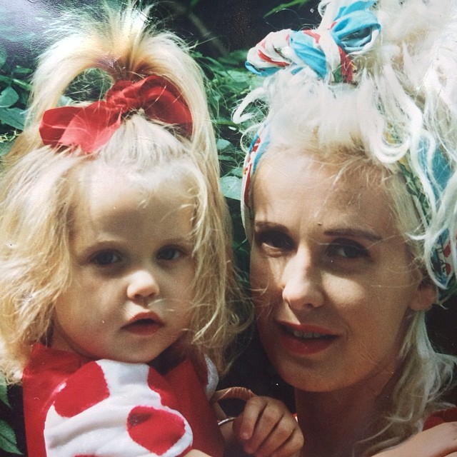 Peaches Geldof na tydzień przed śmiercią...