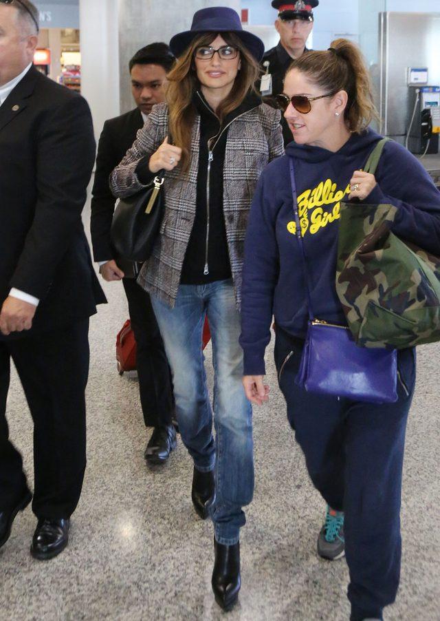 Gdzie się podziały krągłości boskiej Penelope Cruz? (FOTO)