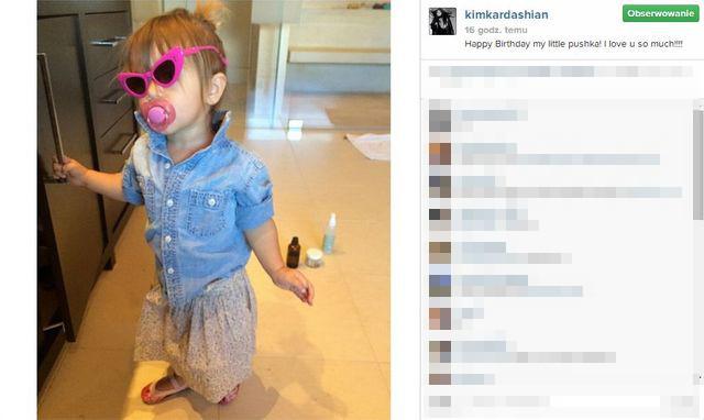 Córeczka Kourtney Kardashian świętuje drugie urodziny (FOTO)
