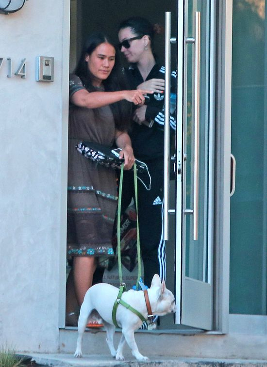 Paparazzi i tak przyłapali Katy Perry bez makijażu (FOTO)
