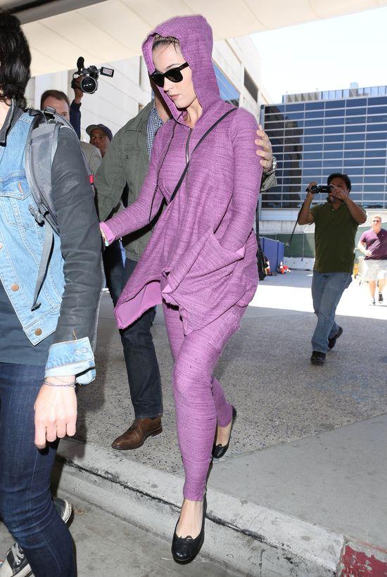 Fioletowa Katy Perry