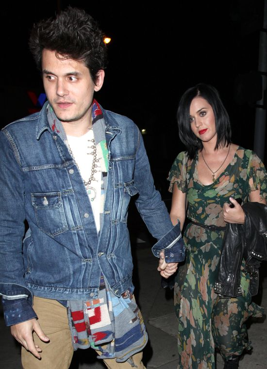 Czy Katy Perry i John Mayer wr�cili do siebie?