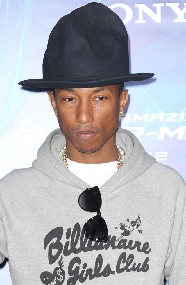 Nie uwierzycie, gdzie kiedyś pracował Pharrell Williams