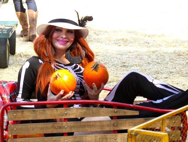 Gwiazdy przygotowują się do Halloween (FOTO)