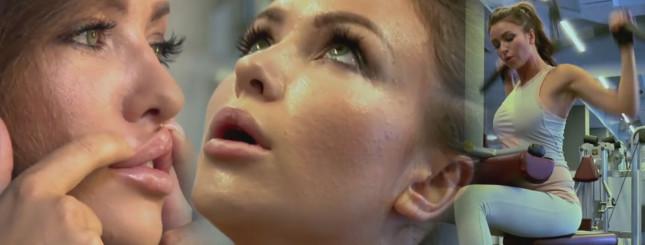Monika Pietrasińska zdradza, co robiła z twarzą [VIDEO]