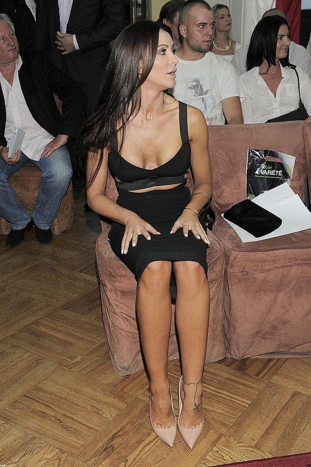 Sporo się nachodziła na imprezy! (FOTO)